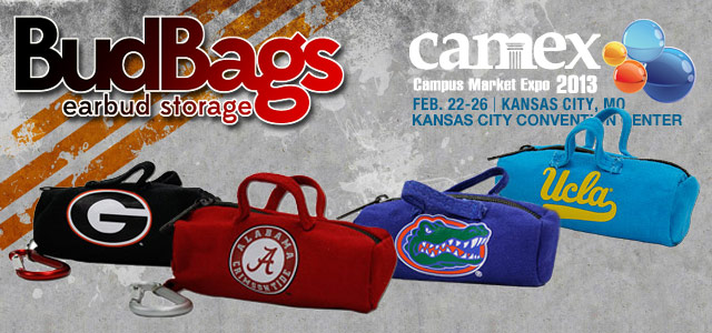 BudBag-Collegiate-at-CAMEX-2013